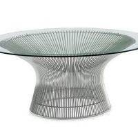 Platner mesa de centro
